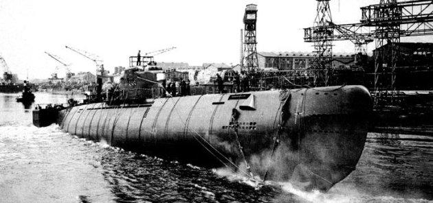 U-Boot 3001 vom Typ XXI, AG-Weser 1944
