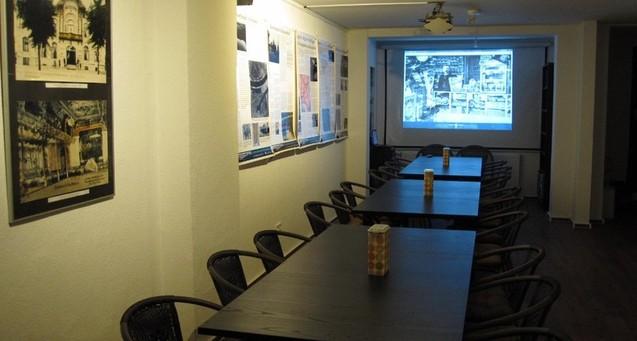 Tagungsraum der Geschichtswerkstatt