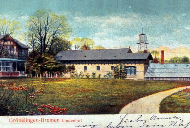 Landgut Lindenof von Eduard Meyer