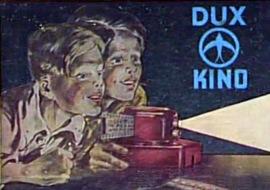 Verkaufspackung des DUX-Kinos