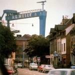 AG-Weser um 1970